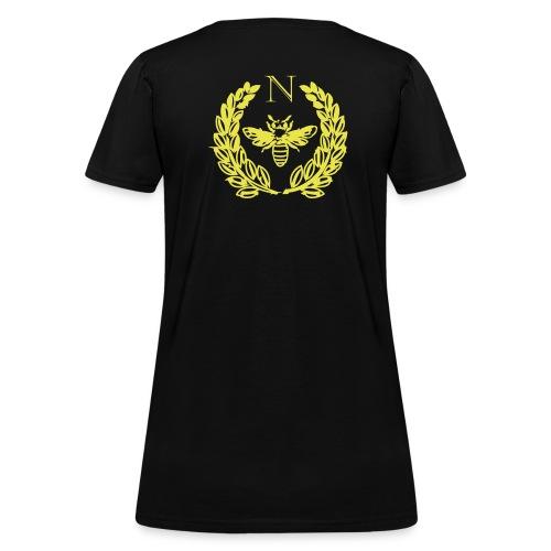 Womens Napoleon Workout Shirt - Women's T-Shirt