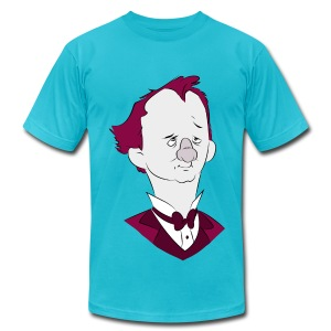 It's Me, Barnum! (Digital Print) - Men's T-Shirt by American Apparel