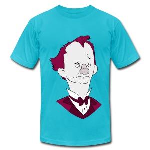 It's Me, Sad Barnum! (Digital Print) - Men's Fine Jersey T-Shirt