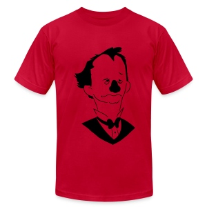 It's Me, Barnum! (Valenz Edition) - Men's T-Shirt by American Apparel