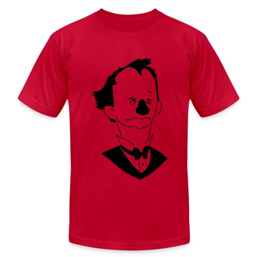 It's Me, Barnum! (Valenz Flock Edition) - Men's T-Shirt by American Apparel