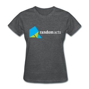 RA Women's Standard Weight T-Shirt (light logo) - Women's T-Shirt