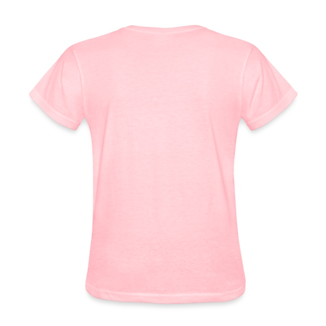 RA Women's Standard Weight T-Shirt (light logo)