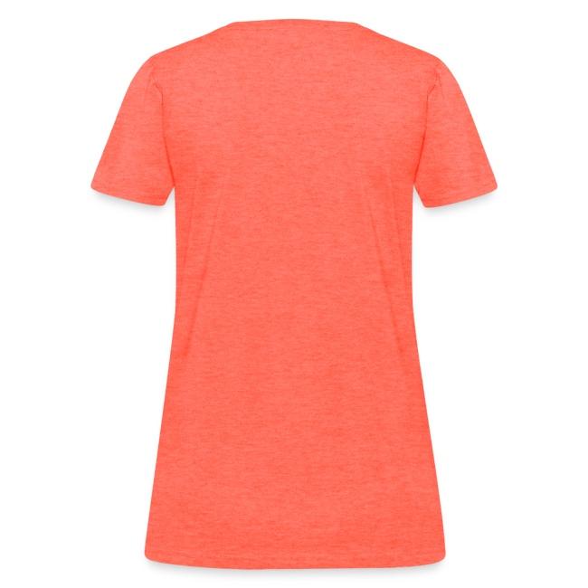 RA Women's Standard Weight T-Shirt (light logo)