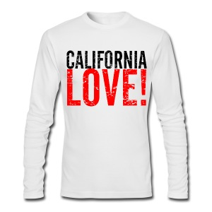 CALIFORNIA LOVE! - Men's Long Sleeve T-Shirt by Next Level