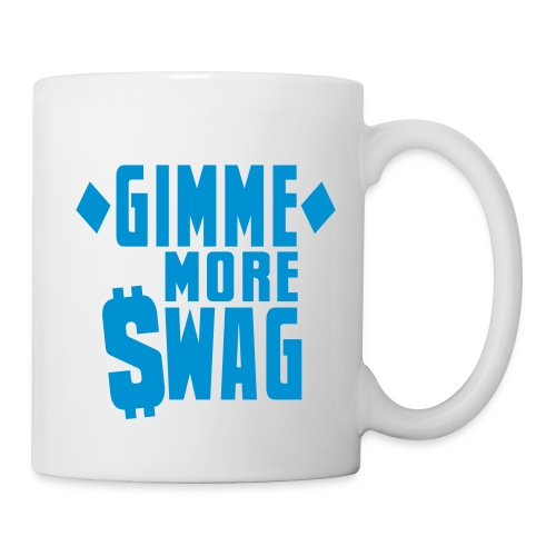 Gimme More Swag Mug - Coffee/Tea Mug