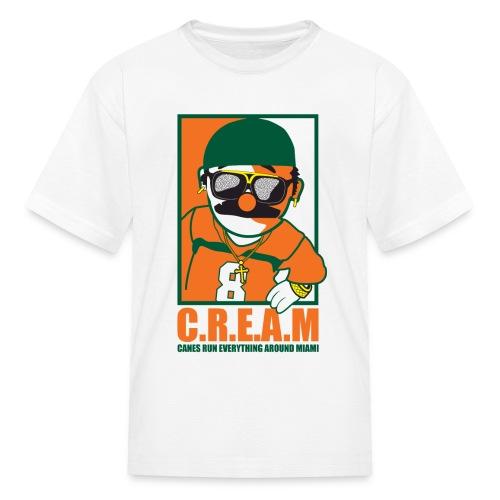 C.R.E.A.M - Kids' T-Shirt