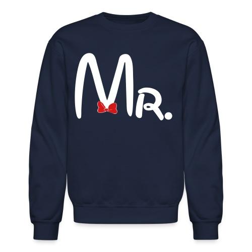The Mr. Mitten Sweatshirt - Crewneck Sweatshirt