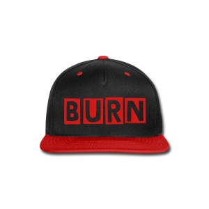 Red Lid - Snap-back Baseball Cap