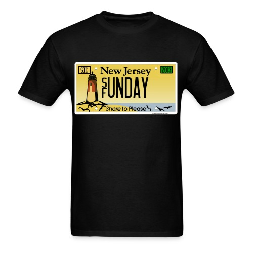 SundayFunday - Men's T-Shirt