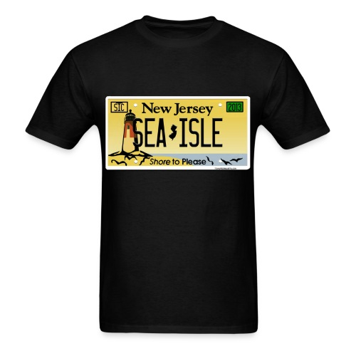 Sea Isle City - Men's T-Shirt