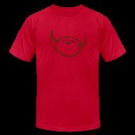 T-Shirts ~ Men's T-Shirt by American Apparel ~ Beard
