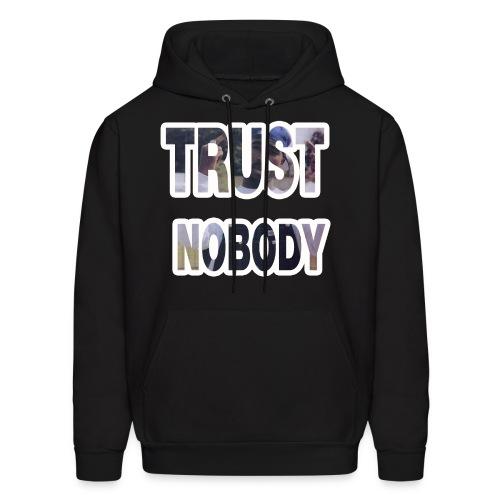 Trust Nobody - Men's Hoodie