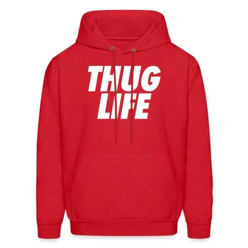 Exclusive Thug Life Hoodie By Graylen Presley - Men's Hoodie