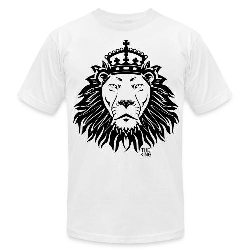 The king - Men's Fine Jersey T-Shirt