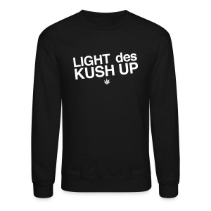 Light des KUSH UP - Crewneck - Crewneck Sweatshirt