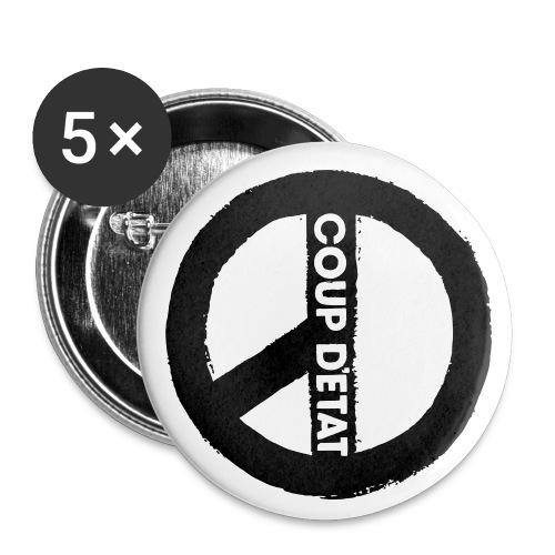 Coup D'etat  - Small Buttons