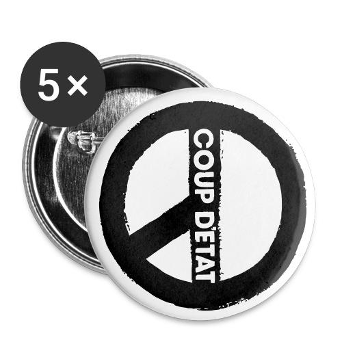 Coup D'etat  - Large Buttons