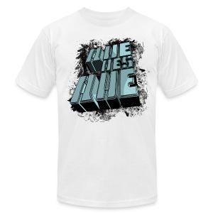 sk - Men's Fine Jersey T-Shirt