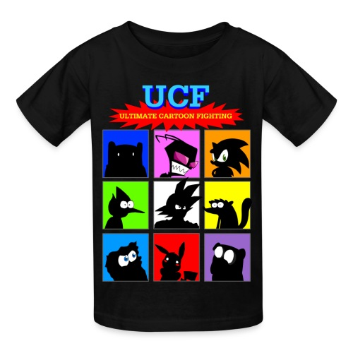 KIDS UCF vs SHADOW - Kids' T-Shirt