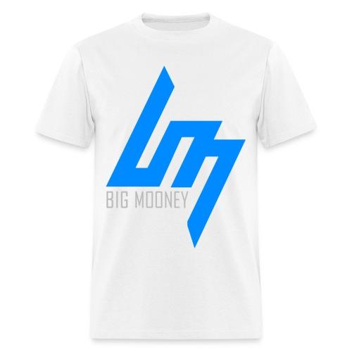 bigMooney logo large - Men's T-Shirt