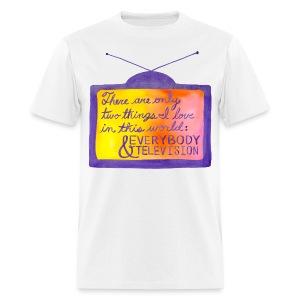 Everybody & Television (purple+purple)