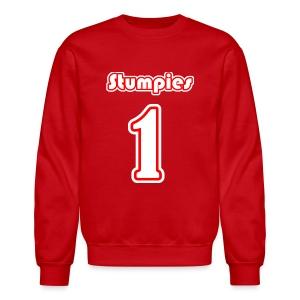 Stumpies Football Sweatshirt - Crewneck Sweatshirt