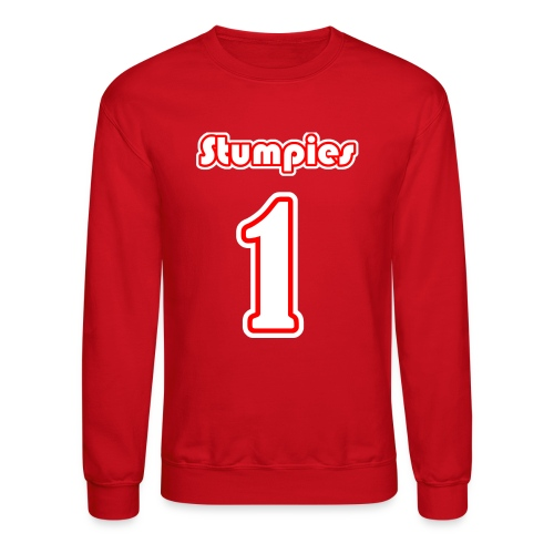 Stumpies Football Sweatshirt - Crewneck Sweatshirt