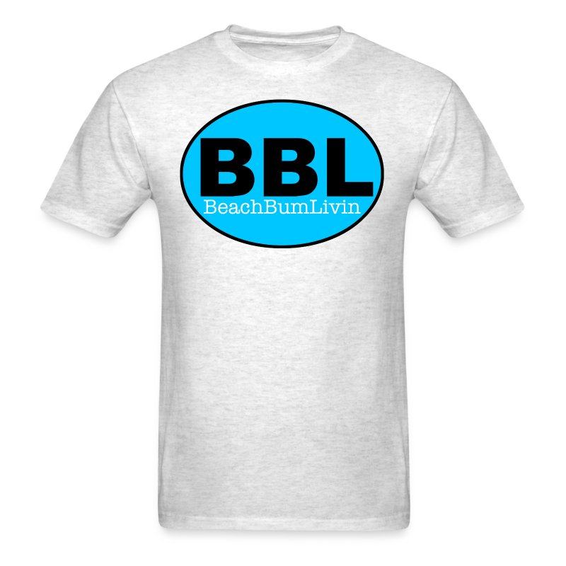 BBL_circle_blue.png - Men's T-Shirt