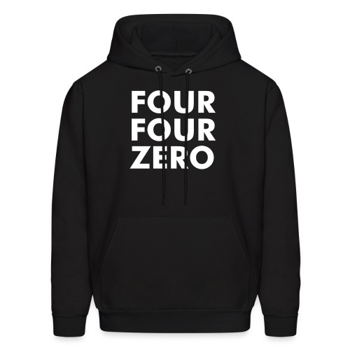 Rep Your Zip - Men's Hoodie