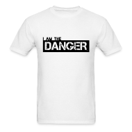 T-Shirts ~ Men's T-Shirt ~ Breaking Bad: I am the Danger
