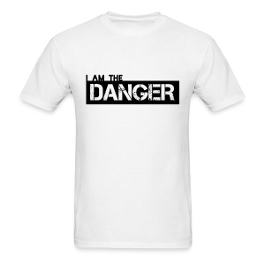 Breaking Bad: I am the Danger - Men's T-Shirt