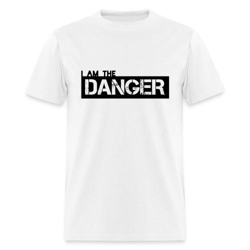 Breaking Bad: I am the Danger - Men's T-Shirt