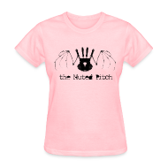 T-Shirts ~ Women's T-Shirt ~ tMP Black Bat