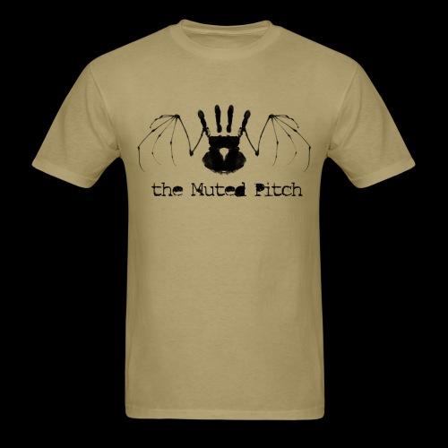tMP Black Bat - Men's T-Shirt