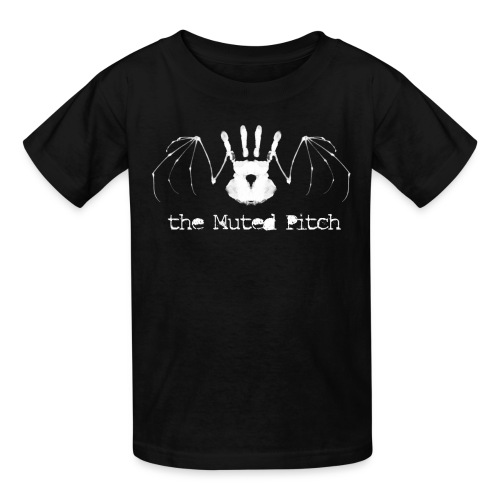 tMP White Bat - Kids' T-Shirt