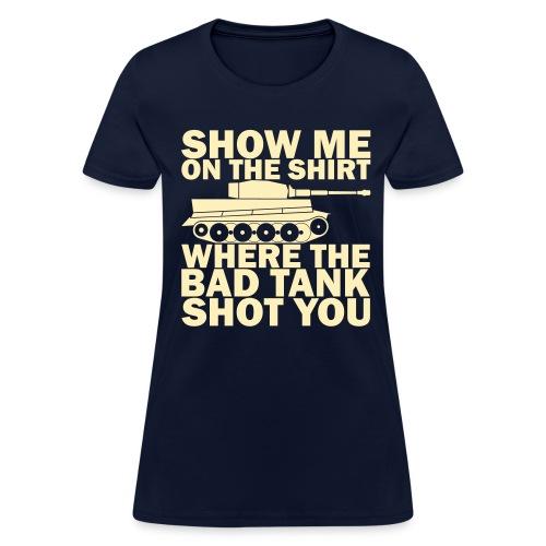 Tank Therapy (Women) - Women's T-Shirt