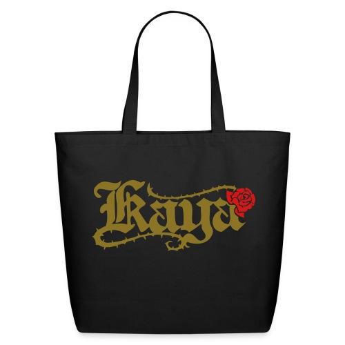 Kaya Eco Tote Bag - Eco-Friendly Cotton Tote