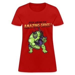 Stop Asking ! Girlz - Women's T-Shirt