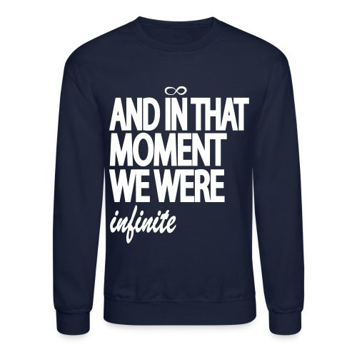 Infinite - Crewneck Sweatshirt