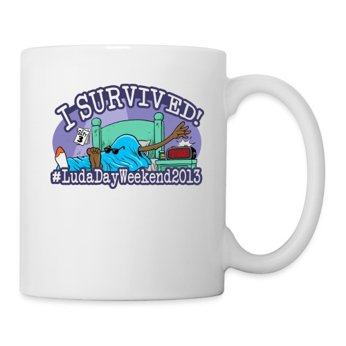 I Survived  - Coffee/Tea Mug