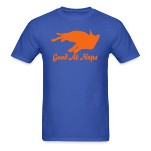 Good At Naps - Men's T-Shirt