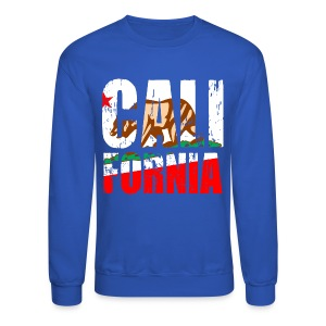California Bear Crewneck Sweatshirt - Crewneck Sweatshirt