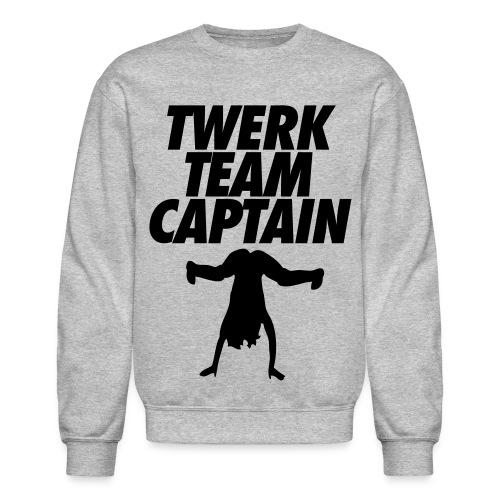 twerk team - Crewneck Sweatshirt