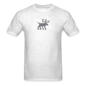 Fabric Moose - knitted - Men's T-Shirt