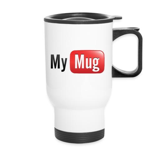 YouTube (MyMug) - Travel Mug
