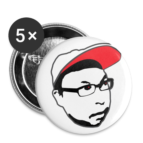 Feng The Spot Pins - Small Buttons