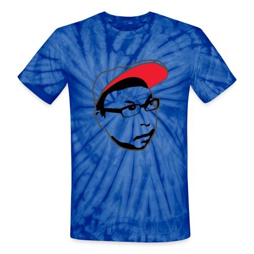 Feng The Spot Groovy - Unisex Tie Dye T-Shirt