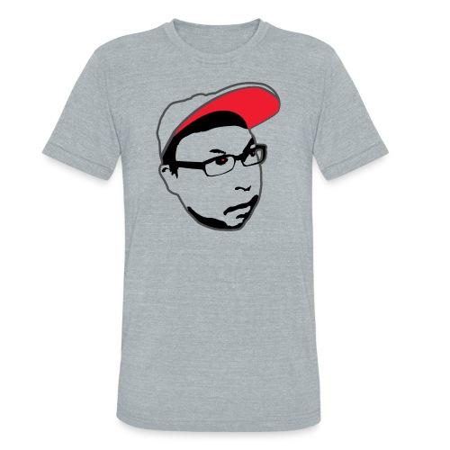 Feng The Spot Fancy - Unisex Tri-Blend T-Shirt