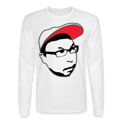 Feng The Spot Turtleneck - Men's Long Sleeve T-Shirt